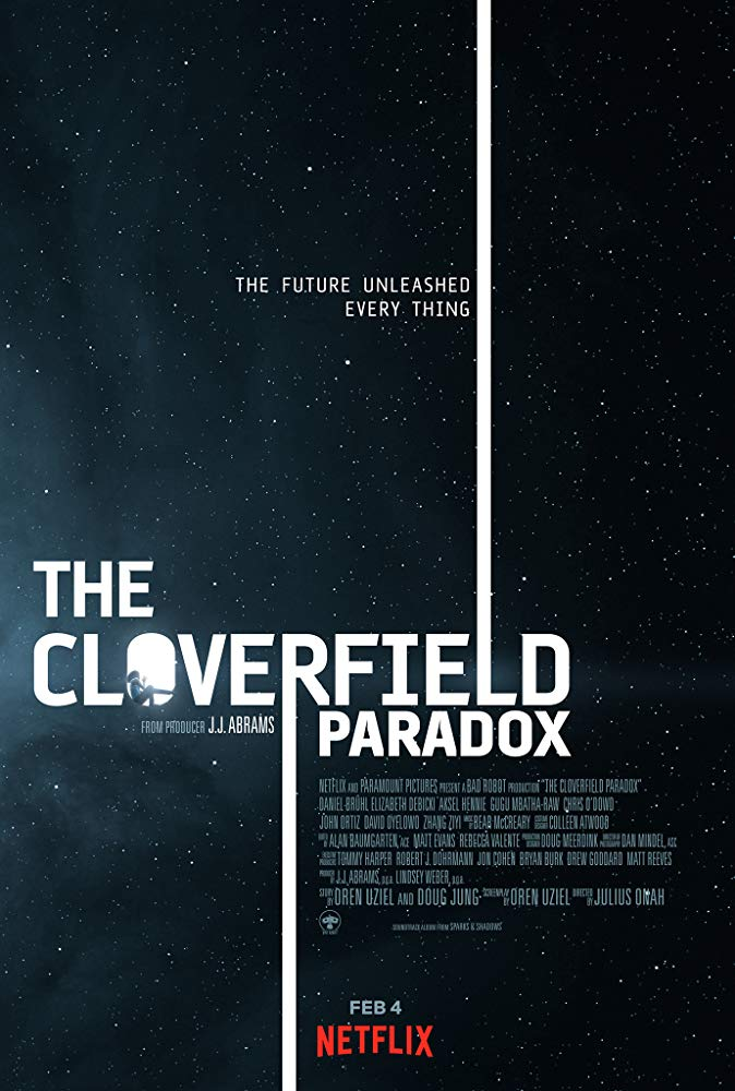 The Cloverfield Paradox  God Particle