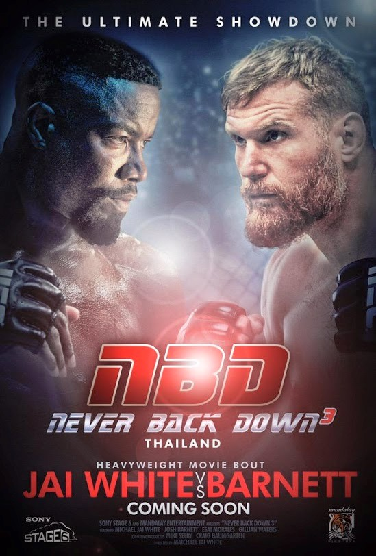 Never Back Down 3 - Mindvégig