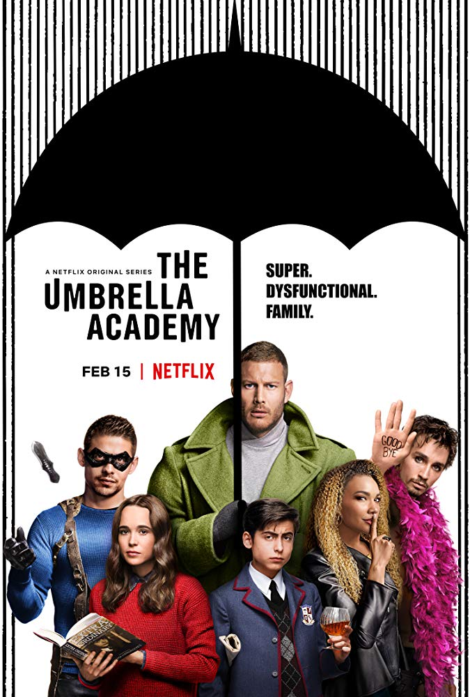 The Umbrella Academy (2019) : 1. évad