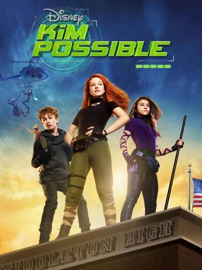 Kim Possible - Kis tini hős