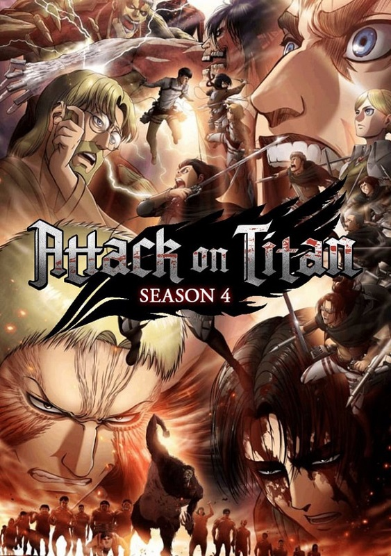 Attack on Titan 4 Final Season