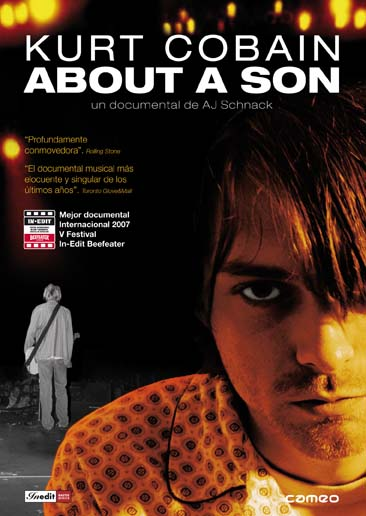 Kurt Cobain: About a Son (2006)