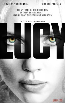 Lucy. (2014)